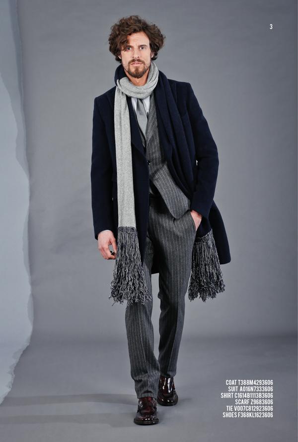 b3eac370ea Collezione Grey | Daniele Alessandrini, Lookbook Autunno Inverno ...