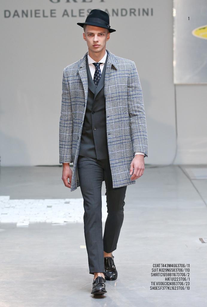 Abbigliamento uomo invernale 2015