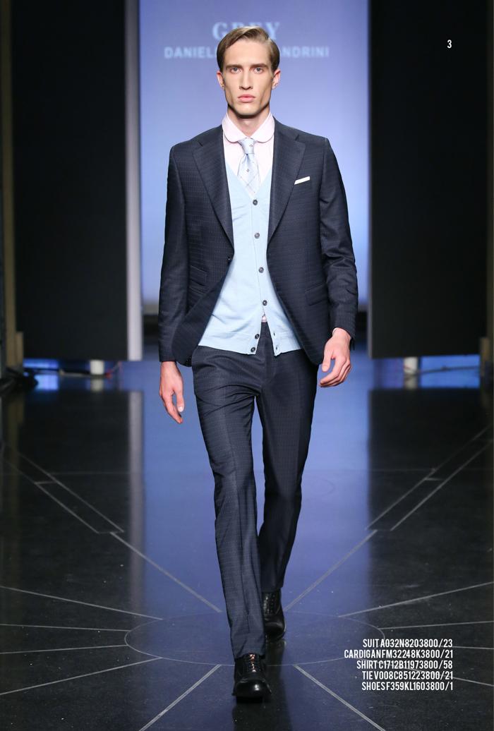 Outfit Matrimonio Uomo Estate 2018 : Collezione grey daniele alessandrini lookbook primavera