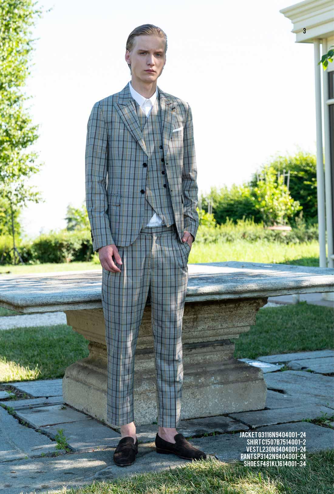 Daniele Alessandrini | Lookbook Main Collection Primavera